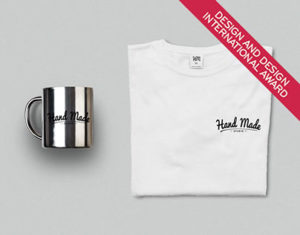 Hand Made Studio concept branding