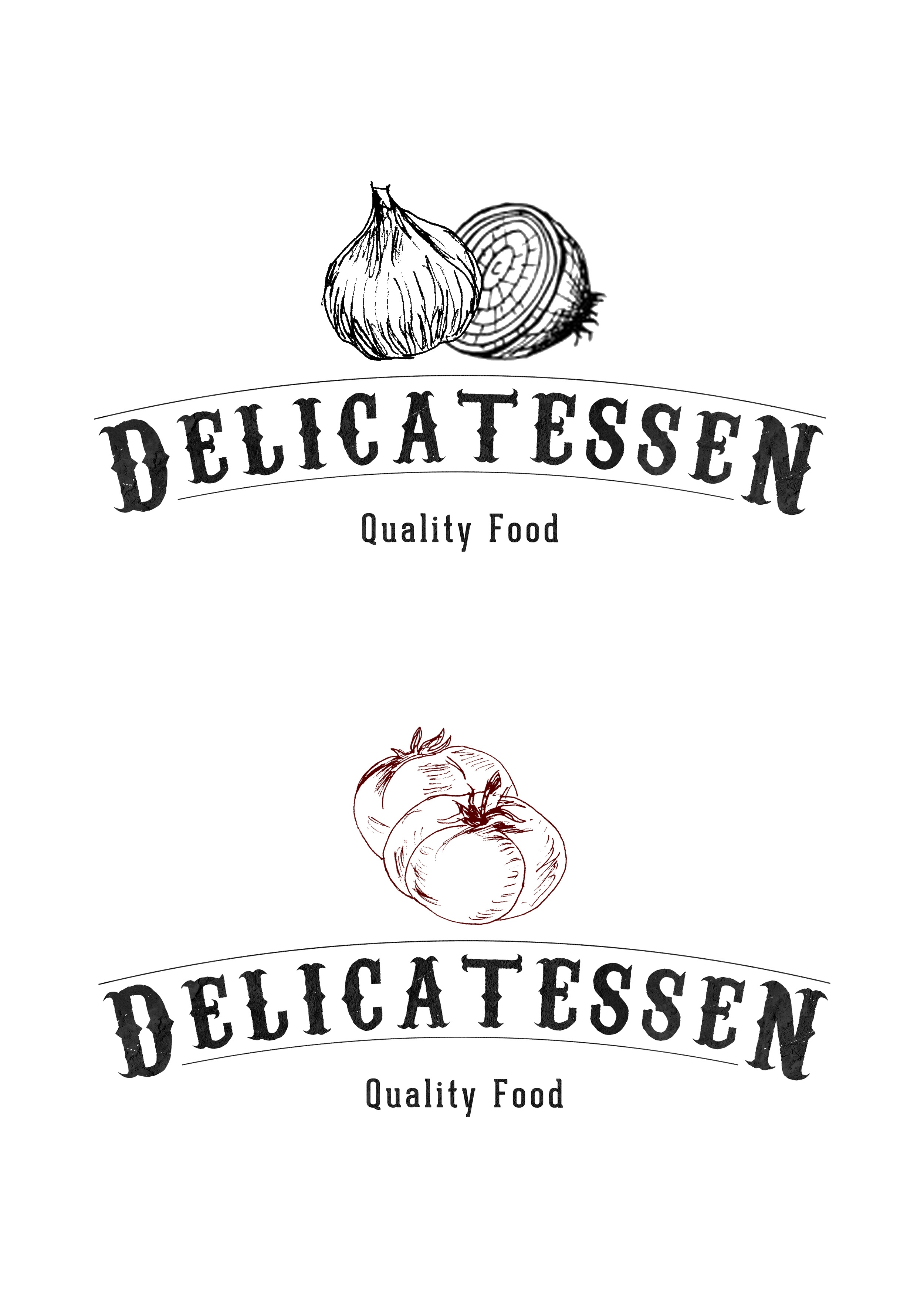 Delicatessen butcher from portugal