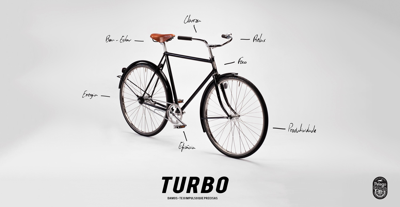 Pelago Bicycles outdoor design print